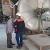 بازدید از شرکت کیمیاداران کویر یزد