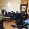 تبیین راهبردهای شرکت برای همکاران شعبه  پس از جلسه ی مدیران شعب با مدیر عامل محترم