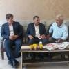 برگزاری اولین جلسه مشترک با جهاد کشاورزی و کارگزاری های خراسان شمالی