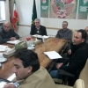 جلسه آموزشی تغذیه گیاهی واستفاده از انواع کودهای شیمیایی وآلی جهت کشاورزان وتولیدکنندگان بذور استان اصفهان