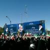 حضور پر شور در راهپیمایی 13 آبان