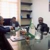 گزارش جلسه انتقال مسئولیت تولید بذرگندم، استان هرمزگان