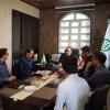جلسه هم اندیشی استان لرستان درخصوص فعالیت های باشگاه کشاورزان
