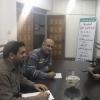 نشست هماهنگی فروش ماشین آلات کشاورزی در شهرستان نکاء مازندران