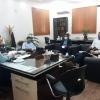 جلسه به منظور برنامه ریزی نیروی انسانی در گلستان
